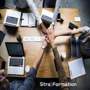 Formation management d'équipe projet production management transversal en Alsace