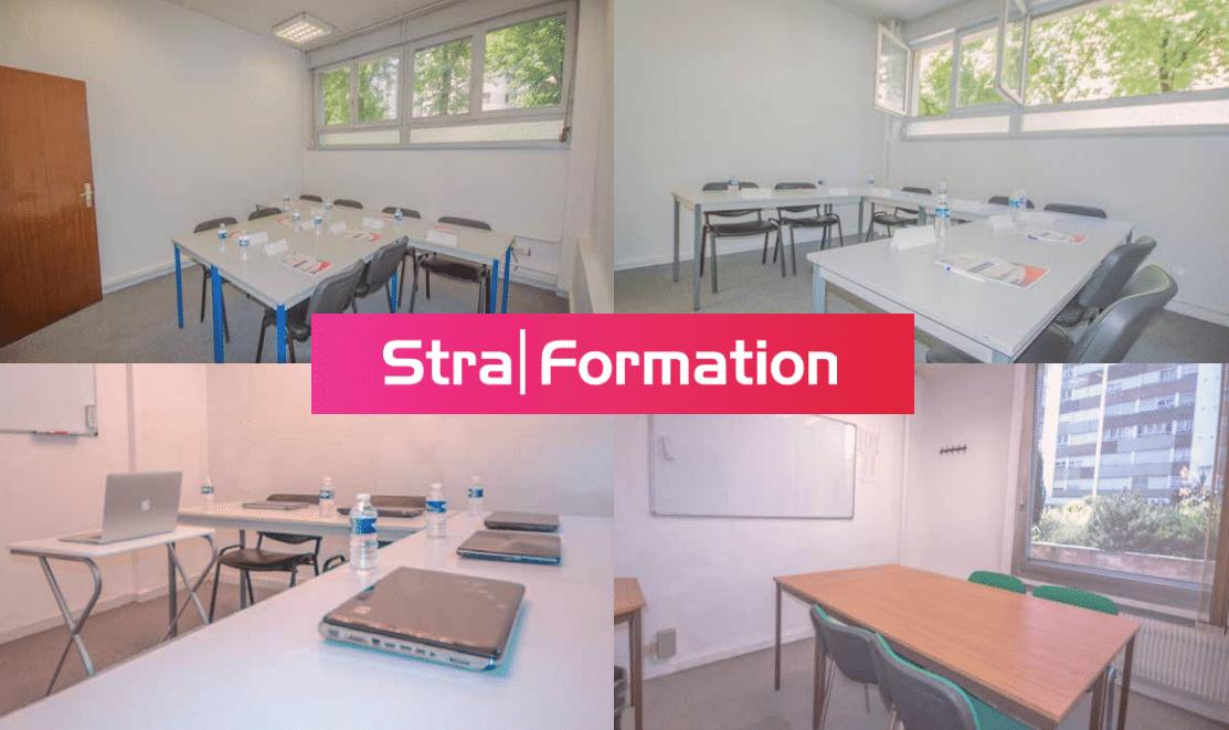 Louer une salle chez StraFormation